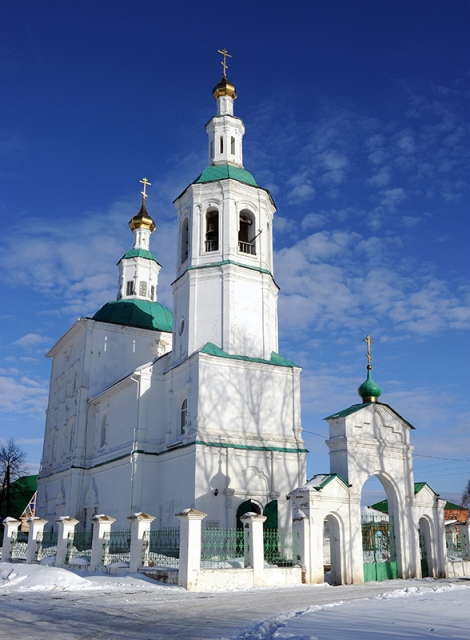 The Spasskiy cathedral_1