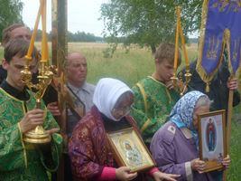 Престольный праздник в Тамбовке
