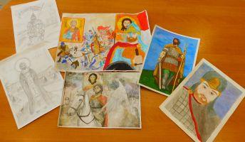 Епархиальный конкурс детского рисунка