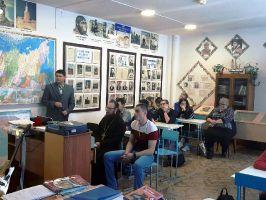Рождественские чтения в Большеуковском районе