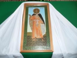 Престольный праздник храма Илии пророка в г.Таре