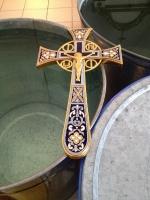 Праздник Богоявления в Спасском кафедральном соборе